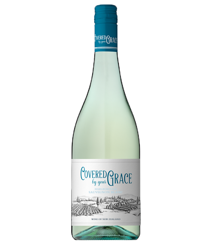 2019 Covered by your Grace Marlborough Sauvignon Blanc (12 Bottles)