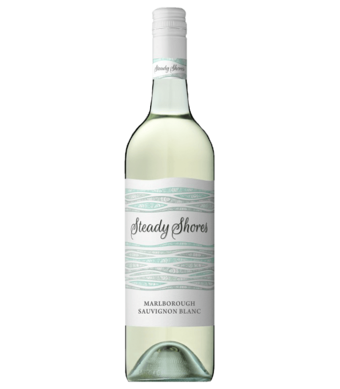 2020 Steady Shores Marlborough Sauvignon Blanc (12 bottles)