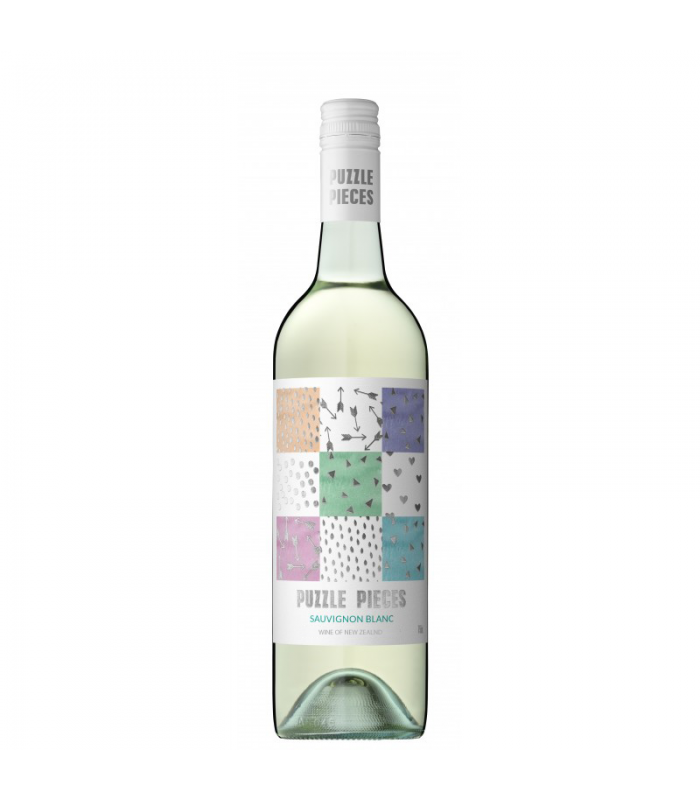 Puzzle Pieces Sauvignon Blanc (12 Bottles)