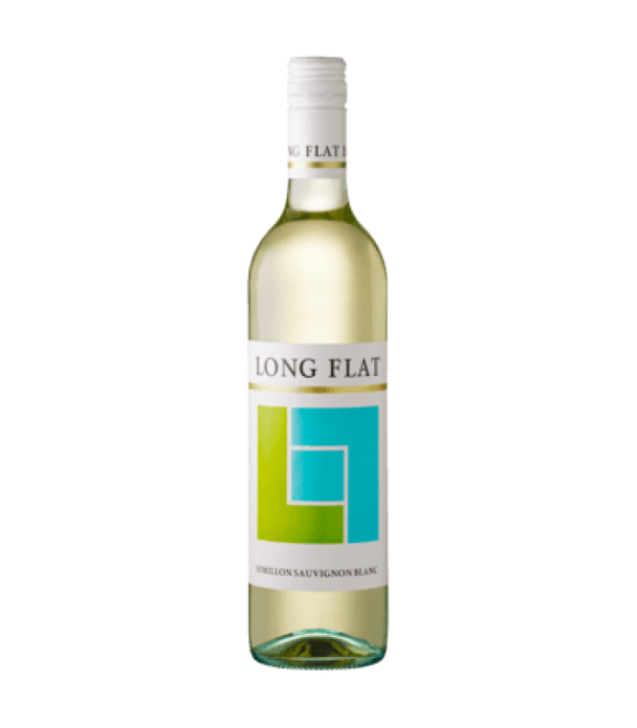 Long Flat Semillon Sauvignon Blanc (12 bottle)