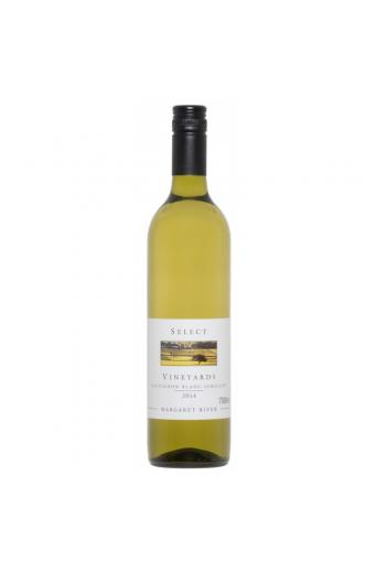 Select Vineyards Sauvignon Blanc Semillon 2014  (12 bottles)