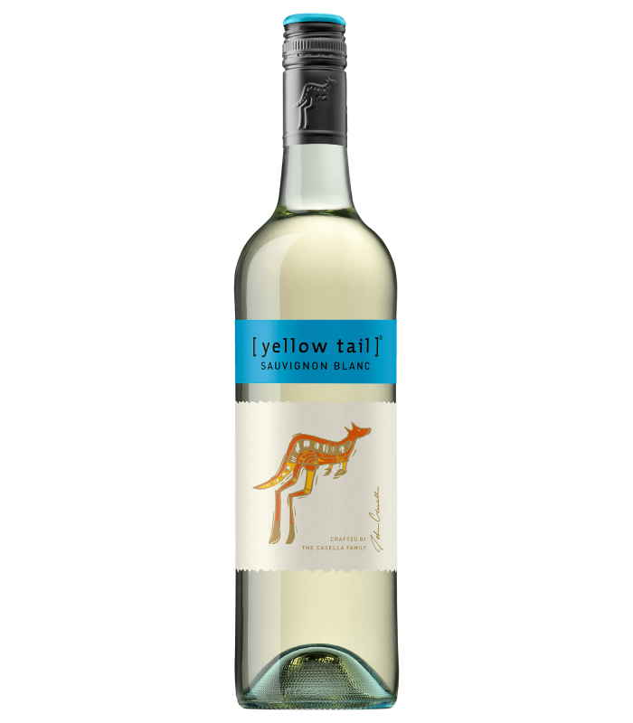 Yellow Tail Sauvignon Blanc ( 6 bottles )